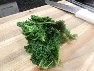 Kale is always a good idea