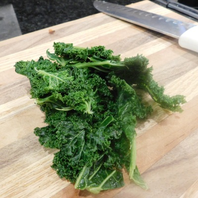 Kale is always a good idea