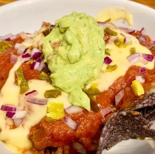The most delicious vegan nachos